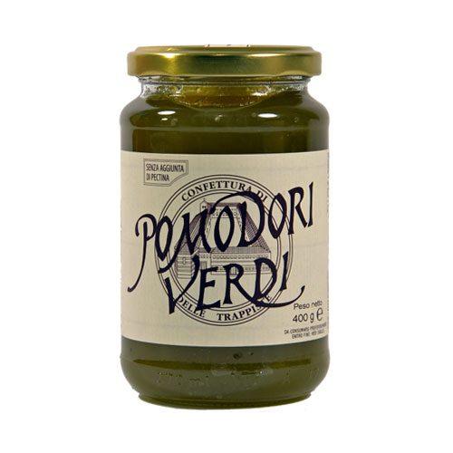 Monastero Trappiste - Confettura di Pomodori Verdi