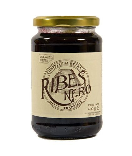 Monastero Trappiste - Confettura di Ribes Nero