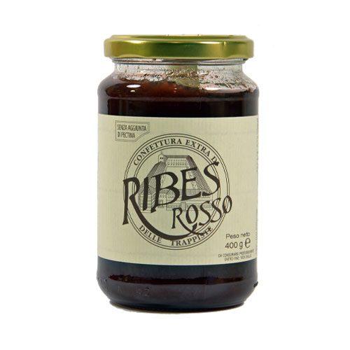 Monastero Trappiste - Confettura di Ribes Rosso