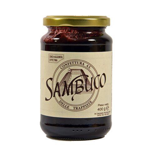 Monastero Trappiste - Confettura di Sambuco