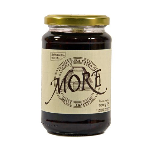 Monastero Trappiste - Confettura di More