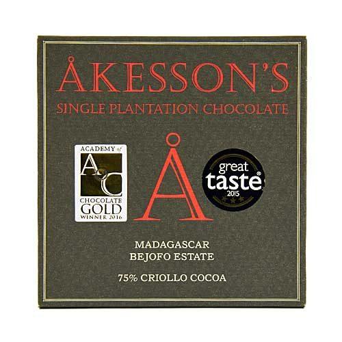 Akesson's - Madagascar - 75% Cacao Criollo