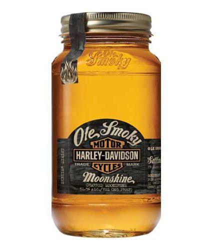 Ole Smoky - Moonshine - Harley Davidson