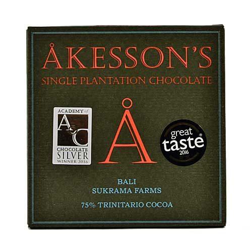 Akesson's Bali - 75% Cacao Trinitario