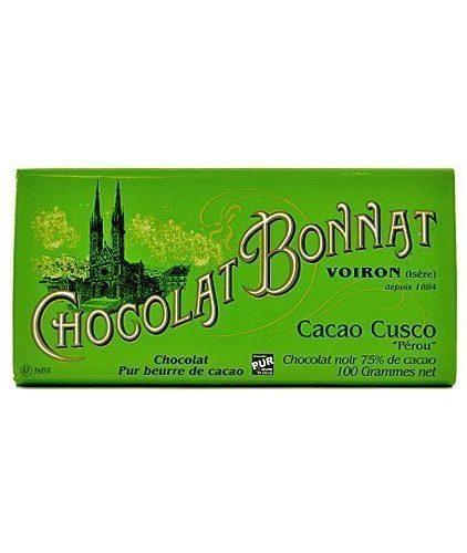 Chocolat Bonnat - Grand Cru Cusco