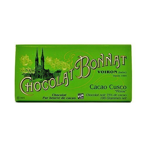 Chocolat Bonnat - Grand Cru Cusco
