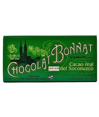 Chocolat Bonnat - Grand Cru Cacao Real Del Xoconuzco
