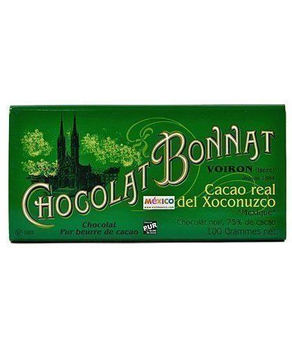 Chocolat Bonnat - Grand Cru Cacao Real Del Xoconuzco