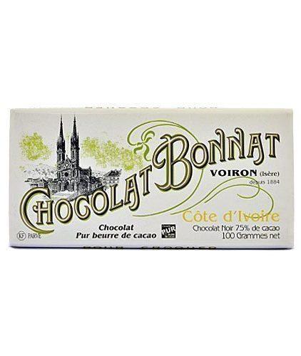 Chocolat Bonnat - Grand Cote d'Ivoire