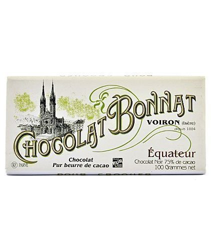Chocolat Bonnat - Grand Cru Equateur