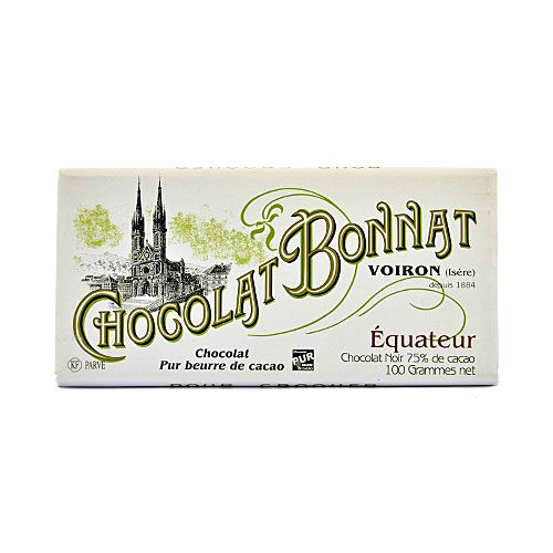 Chocolat Bonnat - Grand Cru Equateur
