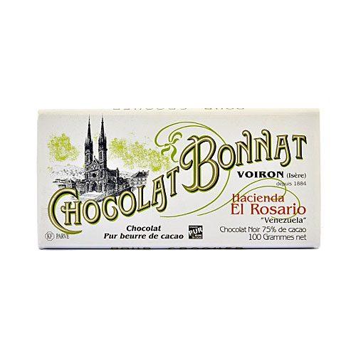 Chocolat Bonnat - Grand Cru Hacienda EL Rosario