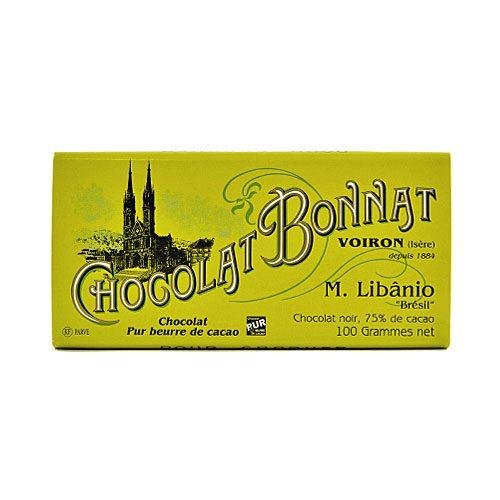 Chocolat Bonnat - Grand Cru Libanio