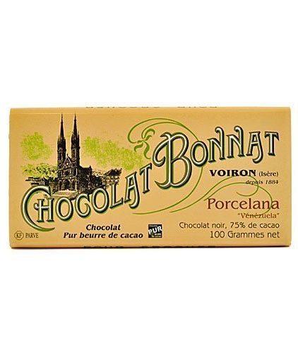 Chocolat bonnat - Grand Cru Porcelana