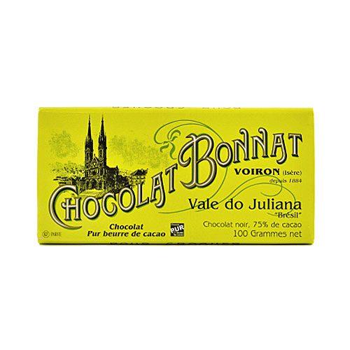 Chocolat Bonnat - Grand Cru Vale do Juliana