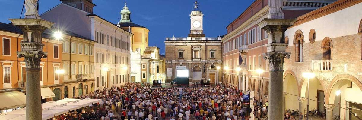 Ravenna Bella di Sera - Leonardi Dolciumi - estate 2017