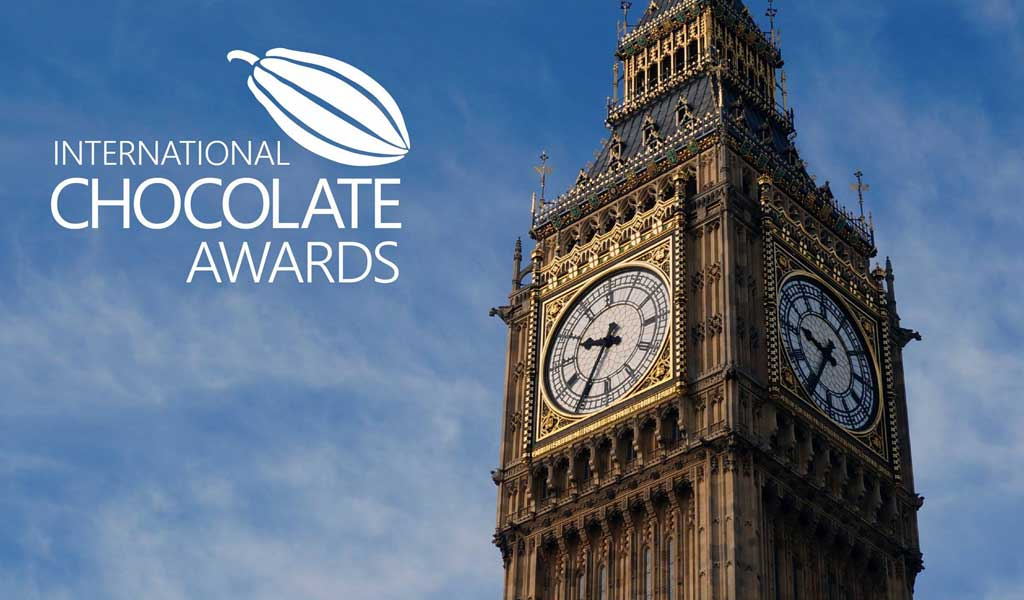 International Chocolate Awards - Londra 2017