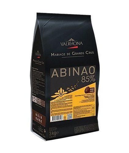 Valrhona - Cioccolato da copertura - Abinao 85%