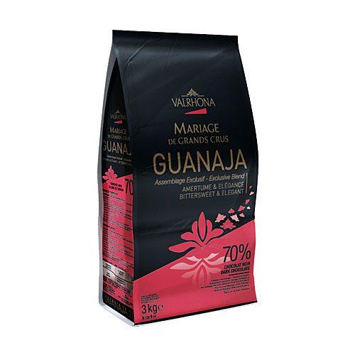 Valrhona - Cioccolato da copertura - Guanaja 70%
