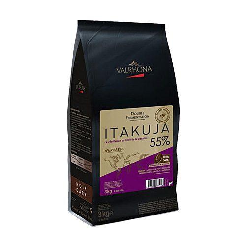 Valrhona - Cioccolato da copertura - Itakuja 55%