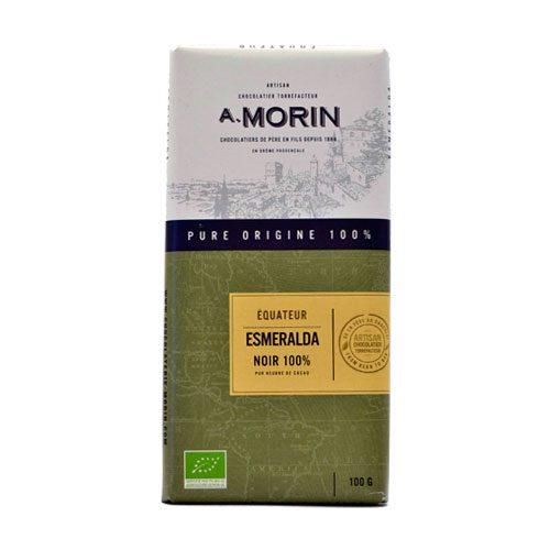 Morin - Equateur Esmeralda 100%