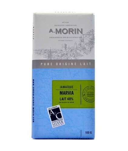 Morin - Jamaique Marvia 48%