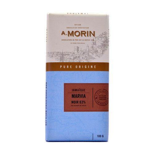 Morin - Jamaique Marvia 63%