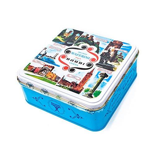 Vendita online Babbini in scatola di latta. Shop on line