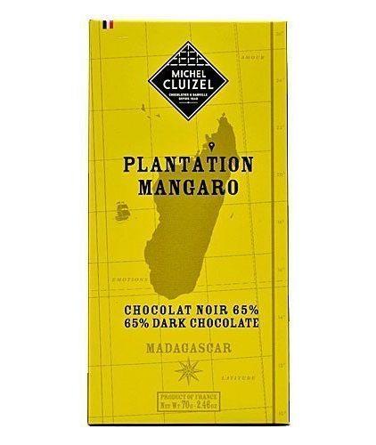 Michel Cluizel - Mangaro Madagascar - Chocolat noir 65%