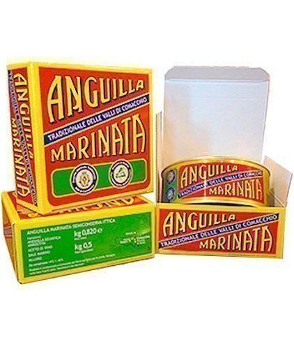 I marinati di Comacchio - Anguilla Marinata