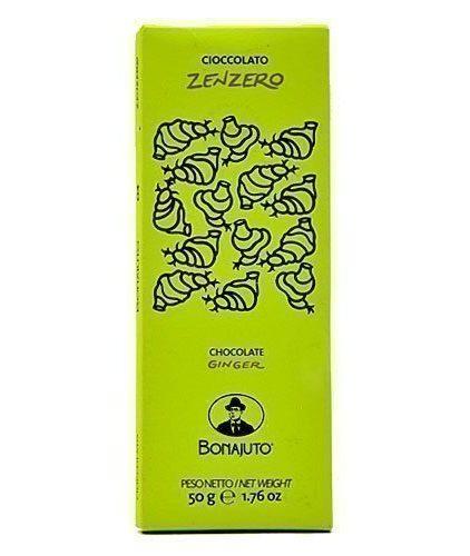 Bonajuto - Cioccolato Zenzero