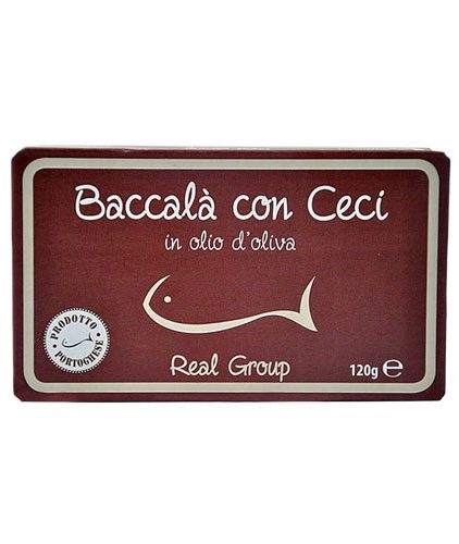 Real Group - Baccalà con ceci