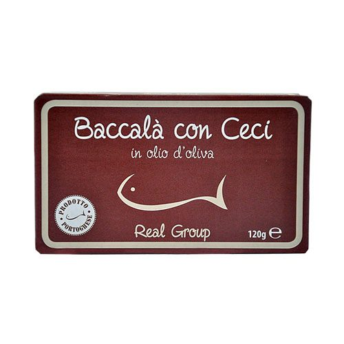 Real Group - Baccalà con ceci