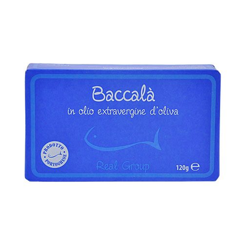 Real Group - Baccalà in olio extra vergine di oliva