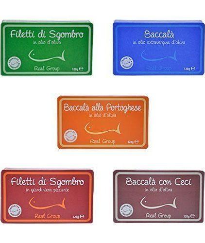 Selezione Premium - Real Group Pescato Portoghese