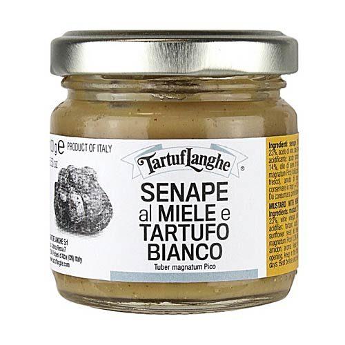 Tartuflanghe - Senape al miele e tartufo bianco
