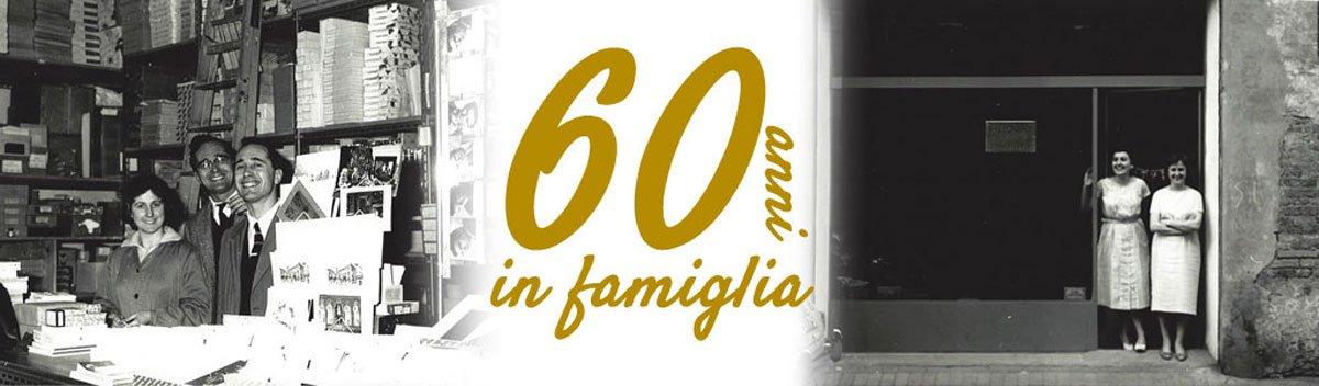 Anniversario 60 anni - Leonardi Dolciumi Negozio Ravenna