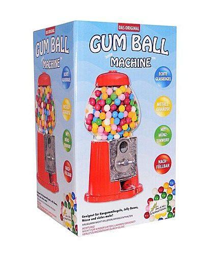 Gum Ball Machine Box