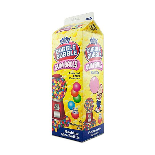 Dubble Bubble - Ricarica Caramelle
