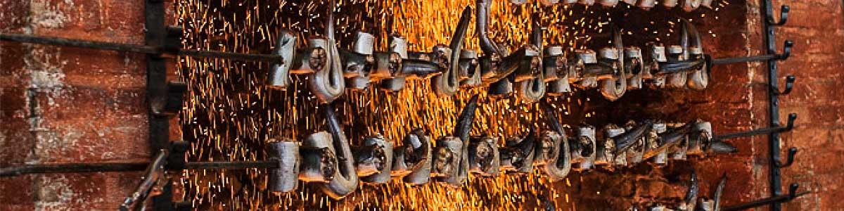 Sala dei fuochi - I marinati di Comacchio