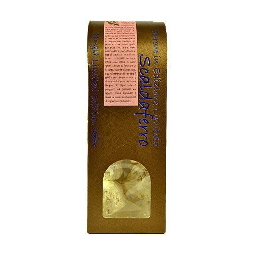 Scaldaferro - Torrone Mandorlato al miele di arancio e pepe Sechuan