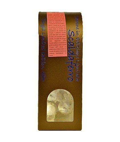 Scaldaferro - Torrone Mandorlato al miele di ciliegio