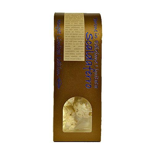 Scaldaferro - Torrone Mandorlato alla noce di lara e miele di sulla