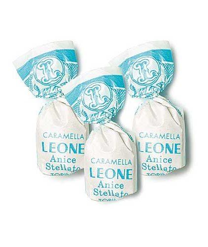 Pastiglie Leone - Caramelle Anice Stellato