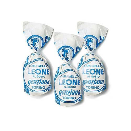 Pastiglie Leone - Caramelle Genziana