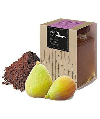 Pietro Macellaro - Confettura di Fichi Bianchi e Cacao Criollo