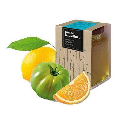 Pietro Macellaro - Confettura di Pomodori Verdi e Agrumi