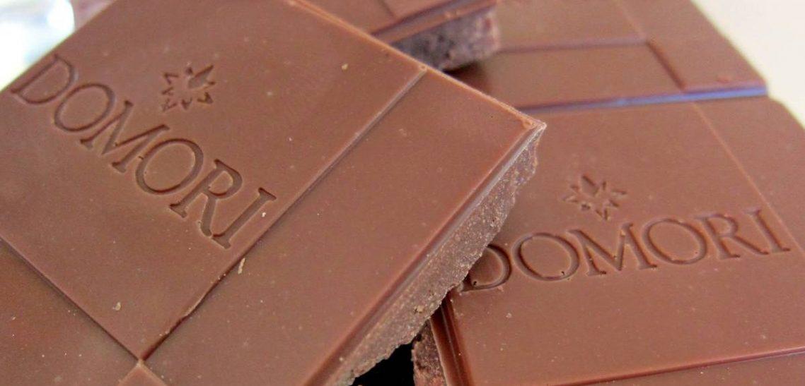 dove acquistare cioccolato Domori