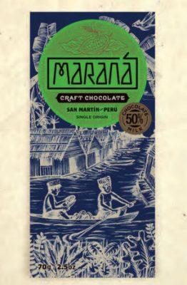 Maranà - Cioccolato al Latte - Saint Martin 50