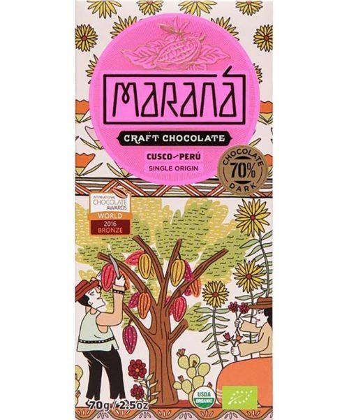 Maranà - Cioccolato Fondente - Cusco 70%